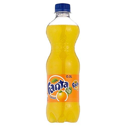 Fanta Orange EINWEG, (1 x 0,5 l)