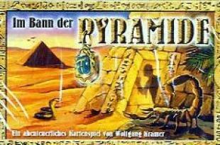 Schmidt Spiele Im Bann der Pyramide (Kartenspiel)