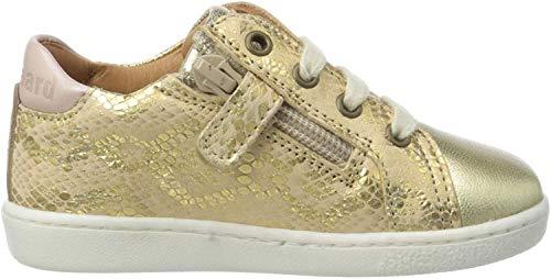 Bisgaard Mädchen Tilde Sneaker, Gold (Gold Snake 2201), 24 EU
