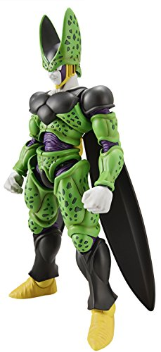 Bandai - Figure-Rise Dragon Ball Z Cell Model Kit, 4549660075868
