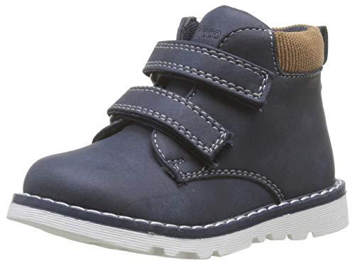 Chicco Polacchino Flok, Desert boots Garçon, Bleu (Blu 800), 28 EU