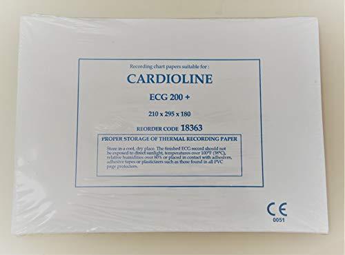 Papel térmico para ECG – Cardioline ECG 200+