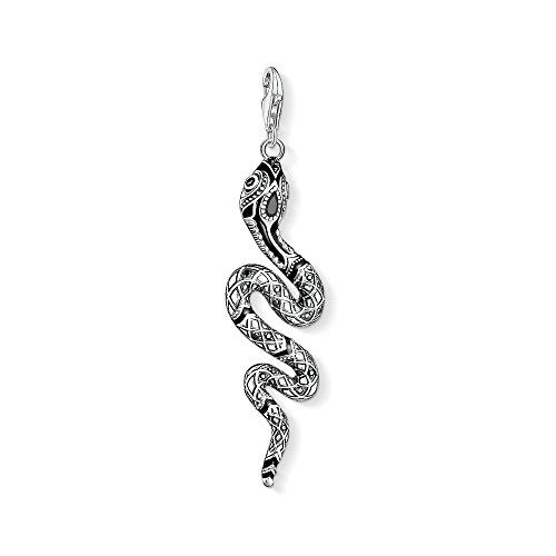 Thomas Sabo Damen -Clasp Charms 925 Sterlingsilber Y0014-691-11