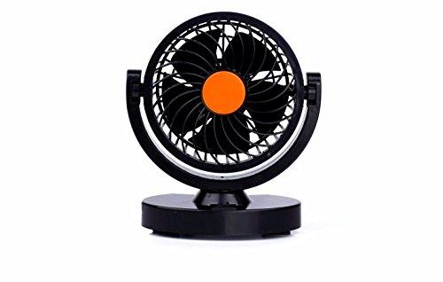 JISHUQICHEFUWU Ventilateur de Voiture 24V/Ventilateur Automatique/Fournitures d'été Auto
