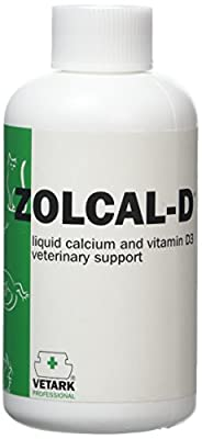 Vetark Professional Zolcal D, 120 ml from Vetark