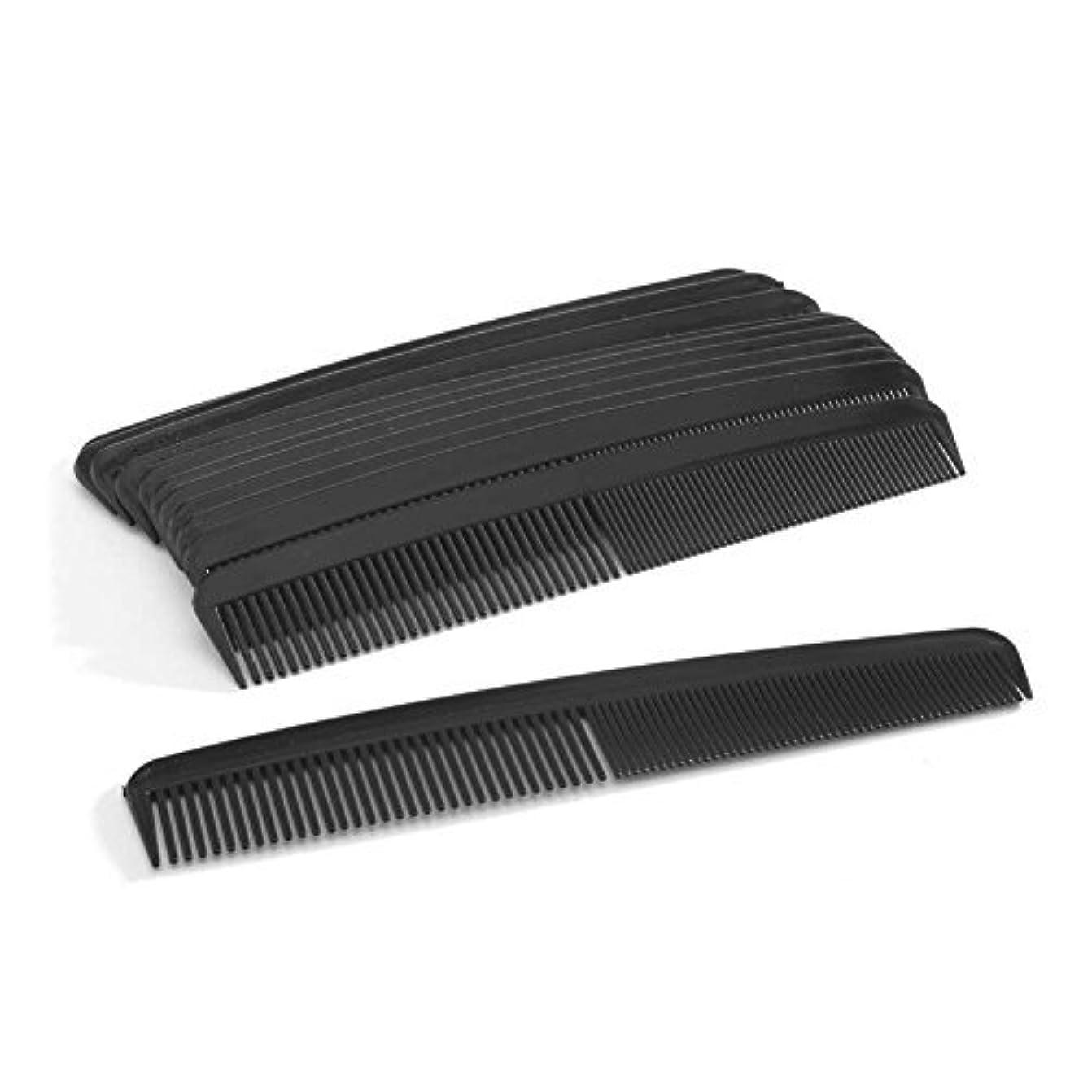 累計パドル人工的なPerfect Stix 6.5'' Black Comb-8ct [並行輸入品]