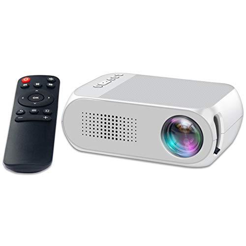 Lejiada 1080P Home Video Mini Projector Now $31.50
