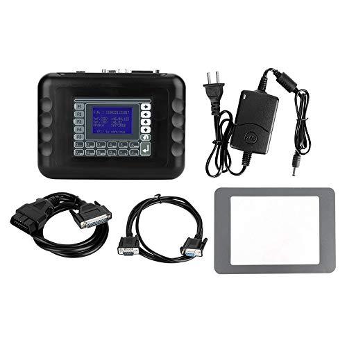 Qiilu Auto Key Programmer, SBB V46.02 Key Programmer Auto Car Universal Immobilizer Diagnostic Tool US Plug 100V-240V