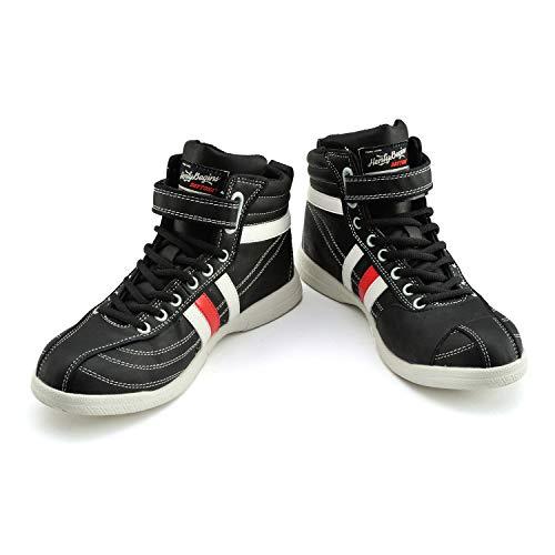 [Henly Begins] 安全靴 99067 ブラック/ホワイト 27.0cm