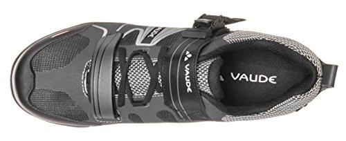 VAUDE Taron AM Unisex-Erwachsene Radsportschuhe – Mountainbike, Schwarz (black 010), 47 EU - 5
