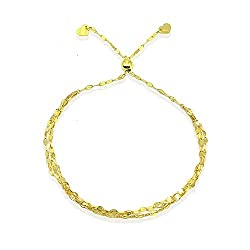 14k Gold Bracelets Available on Amazon-Click the Picture to Check Price