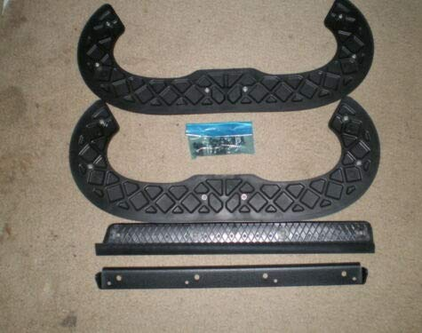 Check Out This VacuuMParts New OEM Paddles & Scraper Kit Snapper, Simplicity, Murray 22″ Snowblowers