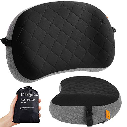 Inflatable Pillow for Camping, Backpacking Pillow, Travel,...