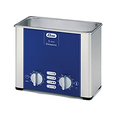 Ultrasonic Cleaner for Lab and Dental Cleaning with Sweep Mode and Timer