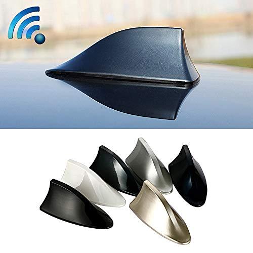 DYBANP Car Shark Fin Antenne, für Mazda 3 6 2 MX 5 Miata RX 8 CX5 CX7 CX8, Universal Shark Fin Antenne Autoradio-Antennen
