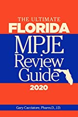 The Best Florida MPJE Review Guide Available 100 study tips Includes 50 practice questions
