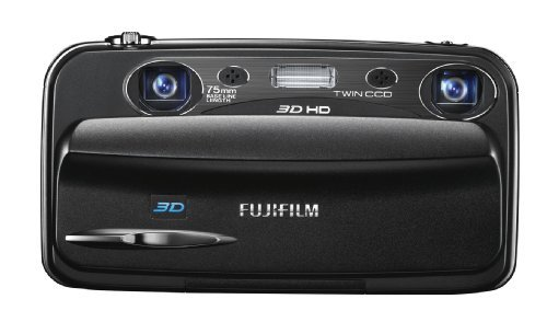 Fujifilm FinePix Real 3D W3 Digital Camera with...