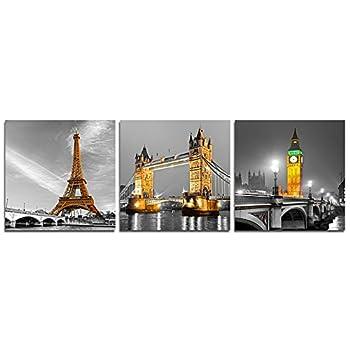 Best eiffel tower art Reviews
