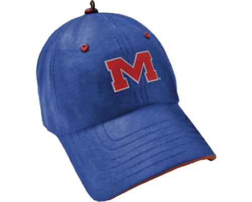 Champion NCAA Mississippi Rebels CAP Ornament