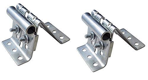 Find Discount Top Bracket Residential Adjustable Pair Garage Door