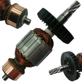 Rotor de anclaje para Makita Martillo Neumático, martillo cincelador y martillo demoledor HM 1202C, HM1202C