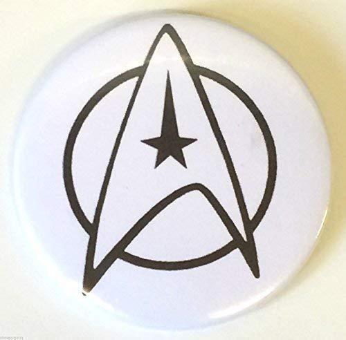Star Trek 59 mm-Miroir Fantaisie à l'arrière