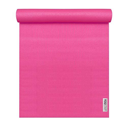 Yogistar Kinder Yogamatte, pink, One Size