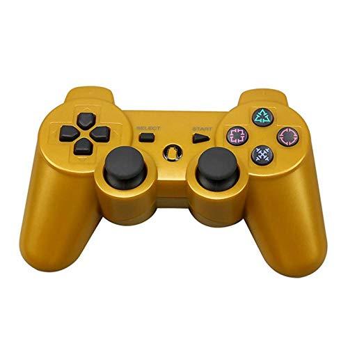 Nieuwe 2,4 GHz 7 kleuren draadloze Bluetooth-gamecontroller voor Sony PS3 Ergonomics Controller Joystick Gamepad voor Playstation 3