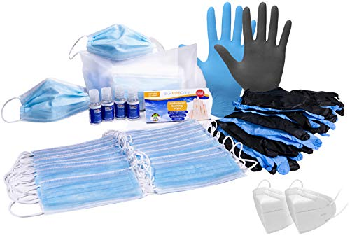 Wellness Preparedness Survival Kit - Perfect Way to Prepare Your Family for Anything - Includes Accessories and Wellness Products