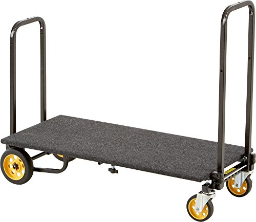 Rock N Roller R2RT 8-in-1 Micro Cart With Solid Deck