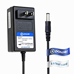 Compatibility: Works with newer and older Vapolution models & 2.0 INPUT: 110V ~240V ( work in U.S ) T-Power ac adapters are made with the highest quality materials / products were tested by manufacturer to match and/or exceed specifications of OEM pr...