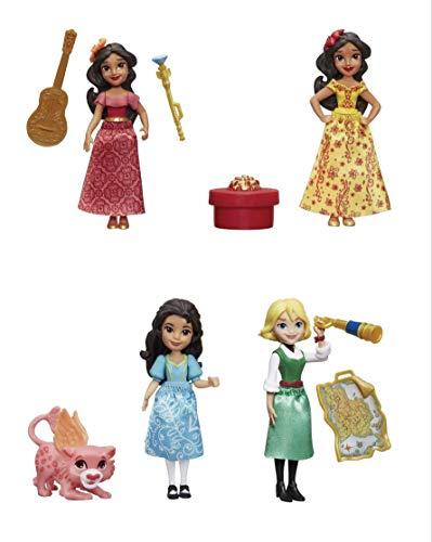 Limax Hasbro Disney Elena di Avalor Set di 4 Mini Personaggi -