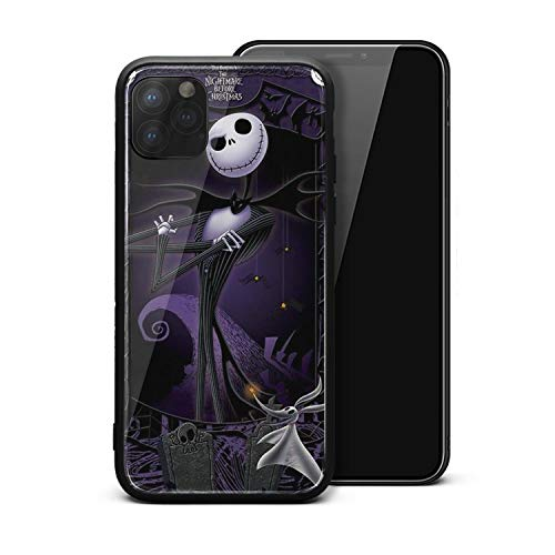 Iphone11 Cover Jack-Nightmare-Before-Christmas- iPhone 11 Case Unique Slim-Fit Cell Phone Cases Skin