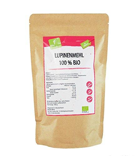 Farine de lupin, biologique, protéine végétale, 1000 g