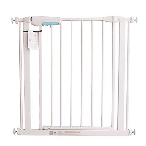 Size : 61-71cm Valla for Mascotas Barrera de Seguridad Puerta de Aislamiento Interior Parque Infantil de Seguridad Puerta for Hogar