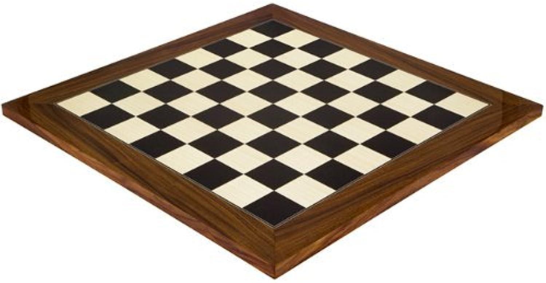 bienvenido a orden The Regency Chess Company 50cm Negro Anegre Anegre Anegre y paliducho Tablero De Ajedrez Muy Brillante  ordene ahora los precios más bajos