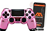 Smart Chrome Pink PS4 PRO Rapid Fire Custom...