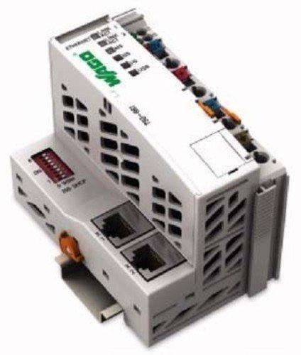 WAGO Kontakttechnik Feldbuscontroller 750-882 für Medienredundanz Serie 750;WAGO - I/O - Systeme SPS-Grundgerät 4050821174929