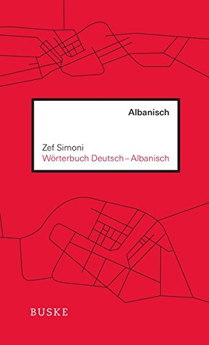 Wörterbuch Deutsch-Albanisch