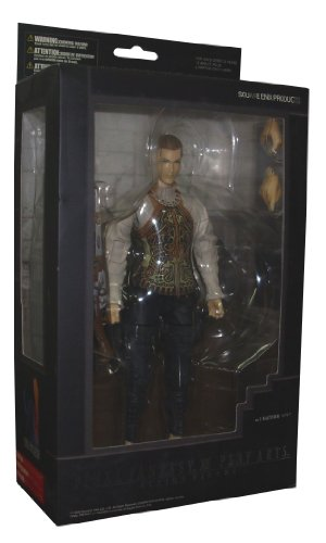 Abysses Corp - Figurine - Science Fiction - Final Fantasy XII - Play Arts - Action Figure Balthier