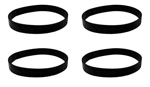 Vacuum Aspirateur Pièces et Accessoires 4 Durable Hoover Elite Rewind sous Vide Ceintures # 40201190 & 38528040