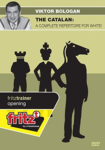 The Catalan, 1 DVD-ROM The Complete Repertoire For White. 329 Min.