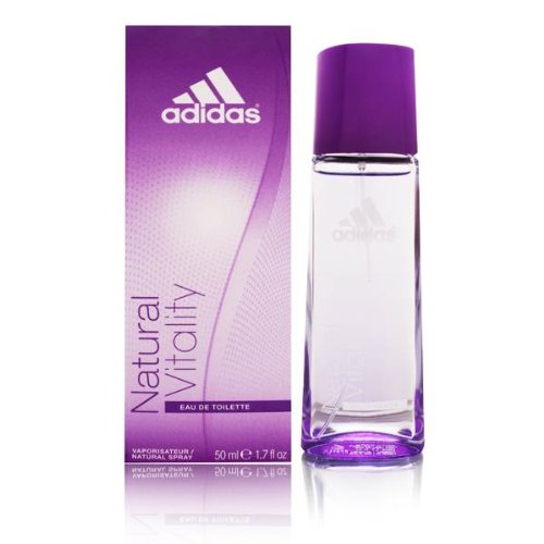 Adidas Natural Vitality by Coty for Women 1.7 oz Eau de Toilette Spray by adidas
