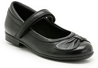 Clarks Girl's Dollyglitz Inf r Leather Mary Jane Flats