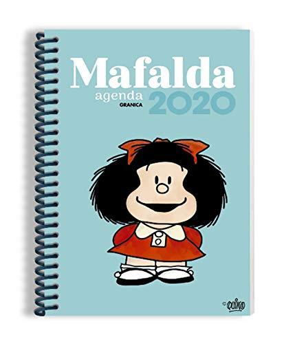 Mafalda 2020. Anillada azul