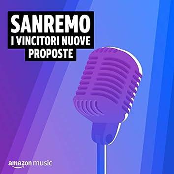 Sanremo - I vincitori nuove proposte