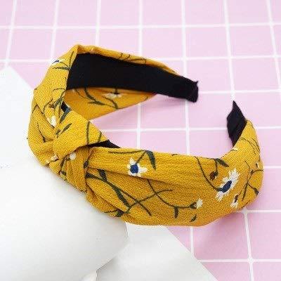 Yi Xuan Creative Ladies Bandeau Bandeau Bandeau Bandeau Mode personnalité Mesdames Bandeau Accessoires Cheveux (Color : 80)