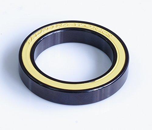 Yuniper Rodamiento de Bola 30x 42x 768062RS Nitro bruñido Negro para rodamientos BB30