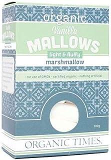 Organic Times Organic Vanilla Marshmallows, 100 g