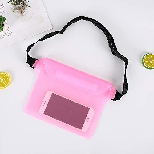 Yingwang Funda impermeable para teléfono móvil, bolsa de natación, bolsa de buceo, bolsa seca para smartphone, buceo, natación, barco, deportes, protección para smartphone, 6.5 pulgadas